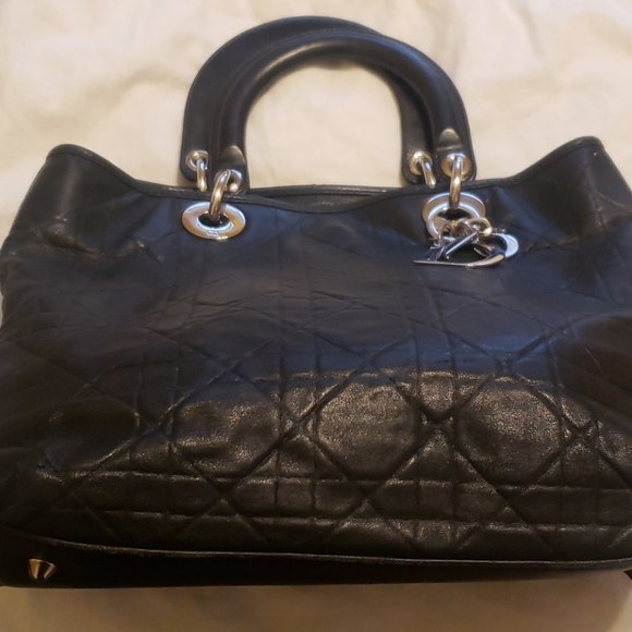 Dior Handbags - Dior lady Cannage bag